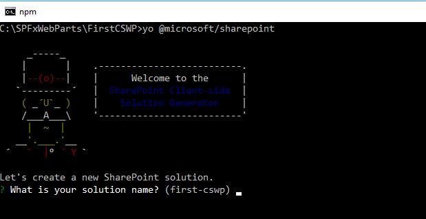 SPFx | SharePoint Solutions